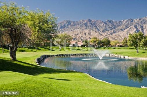 Golf Community in Rancho Mirage California