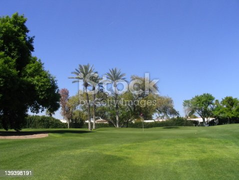 istock golf course in arizona 139398191