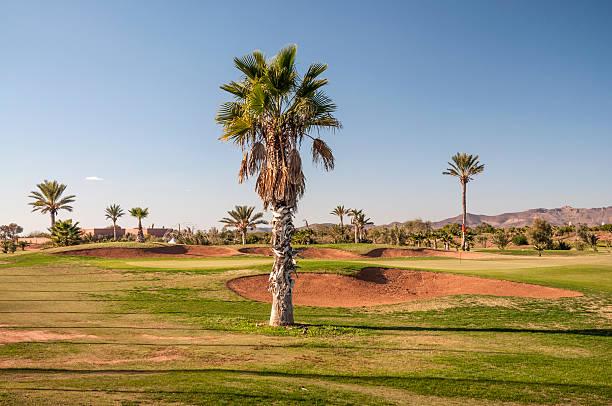 Golfplatz in Marokko – Foto