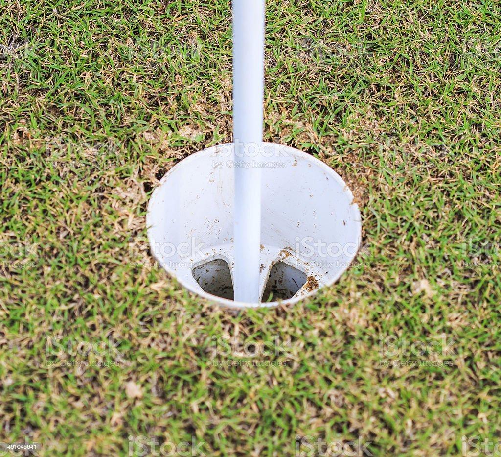 ゴルフゴルフコース ストックフォト