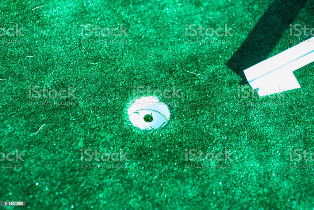 golf course sport, Golfing Holidays in Thailand stock photo