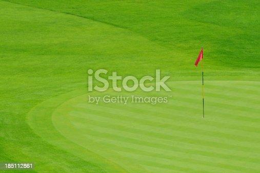 istock Golf Course - XLarge 185112861