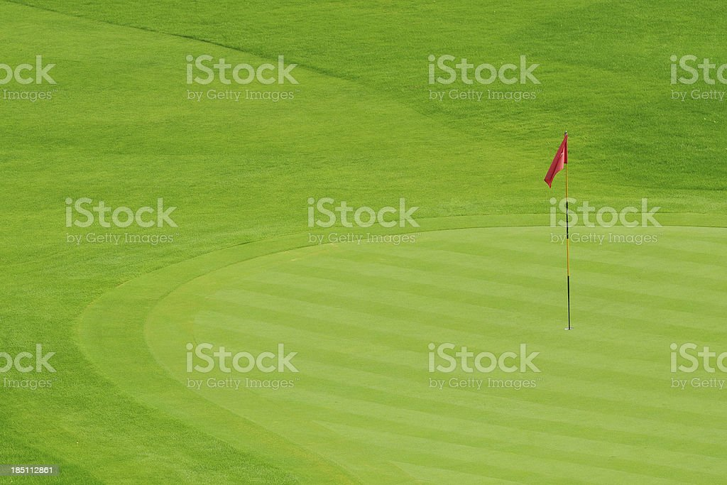 Golf Course - XLarge stock photo