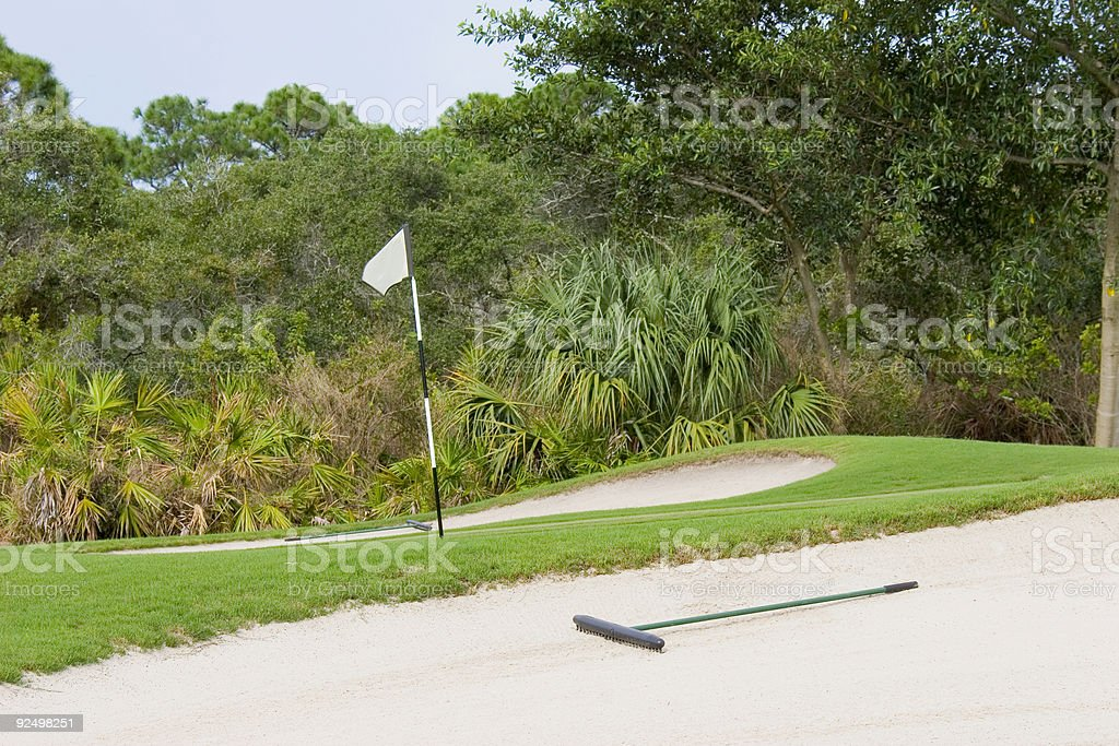 Golf - Details royalty-free stock photo