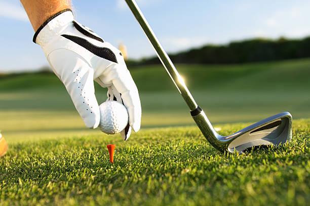 golf glove – Foto