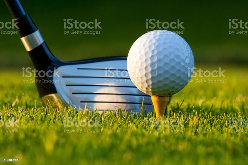 golf royalty-free stock photo