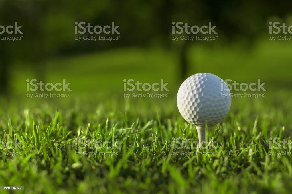 De Golf  - foto de stock