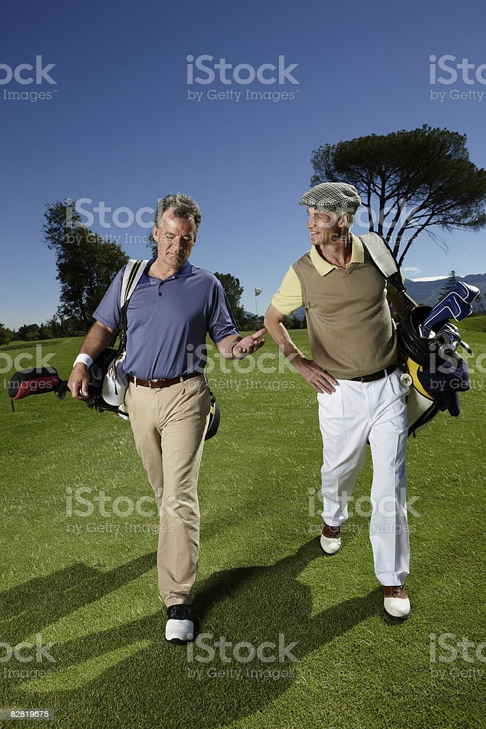 Golf foto stock royalty-free