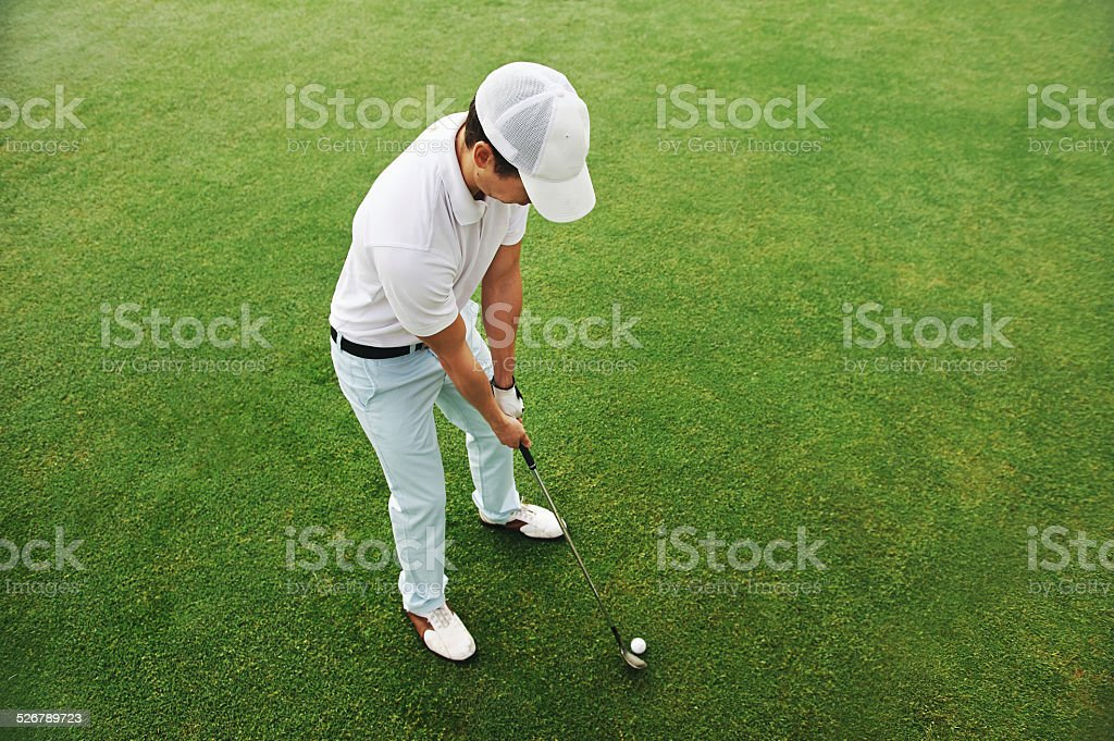 golf-Aufnahme – Foto
