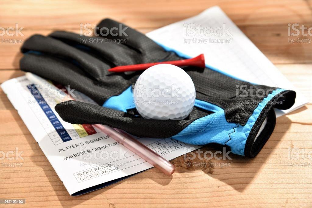 golf sport equipment