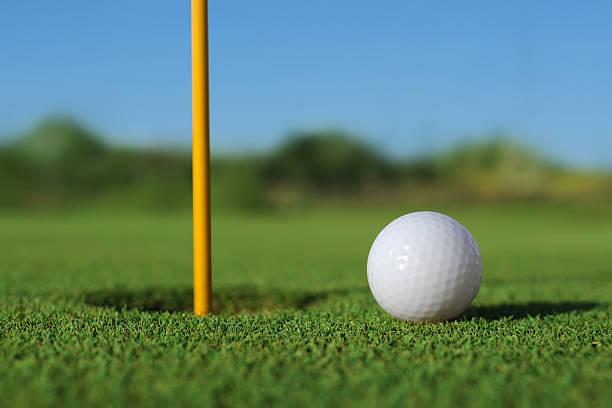 Golf Sport - XLarge stock photo