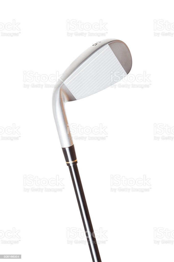 Golf stick stock photo
