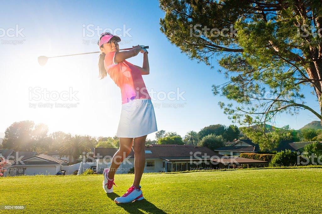 Swing de Golf - Photo