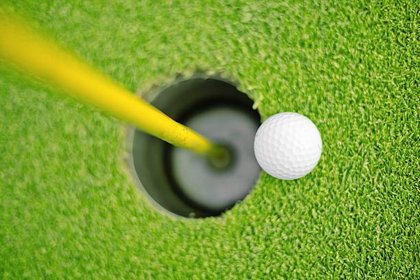 Golf Tippe in – Foto