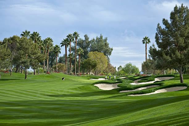 Golf Venue stock photo