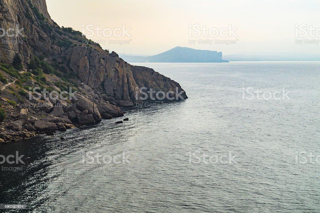 Golitsyn trail royaltyfri bildbanksbilder
