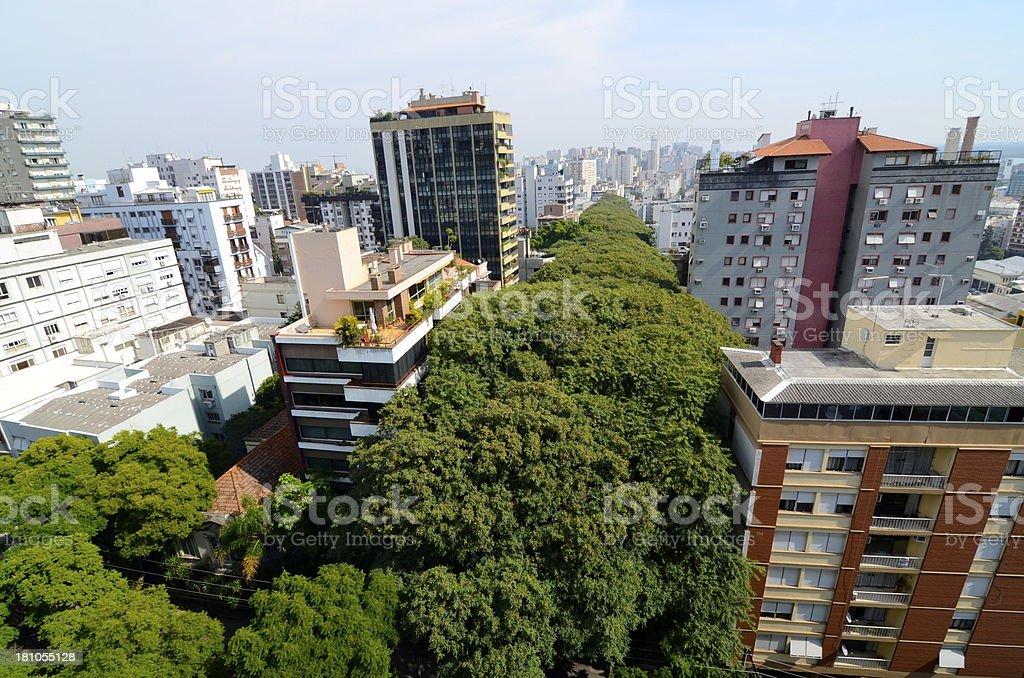 Rua Gon royalty-free stock photo