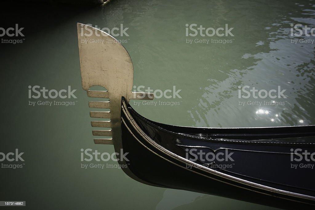 Gondola, Venice royalty-free stock photo