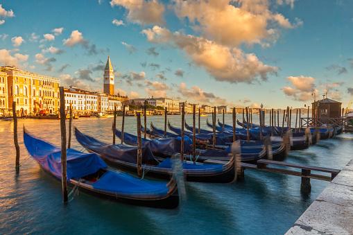 Sunrise - Dawn, Famous Place, Venice - Italy, San Giorgio Maggiore