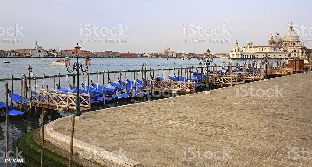Gondoles, Venise - Photo