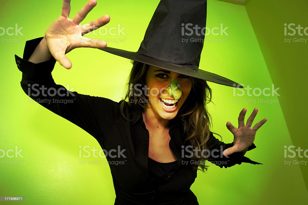 Gonna Get You!!! stock photo