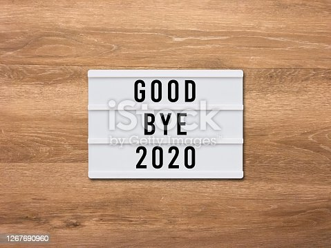 Good bye 2020 new year 2021