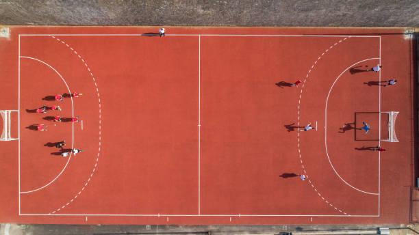 bra dag för handboll utbildning - handboll bildbanksfoton och bilder