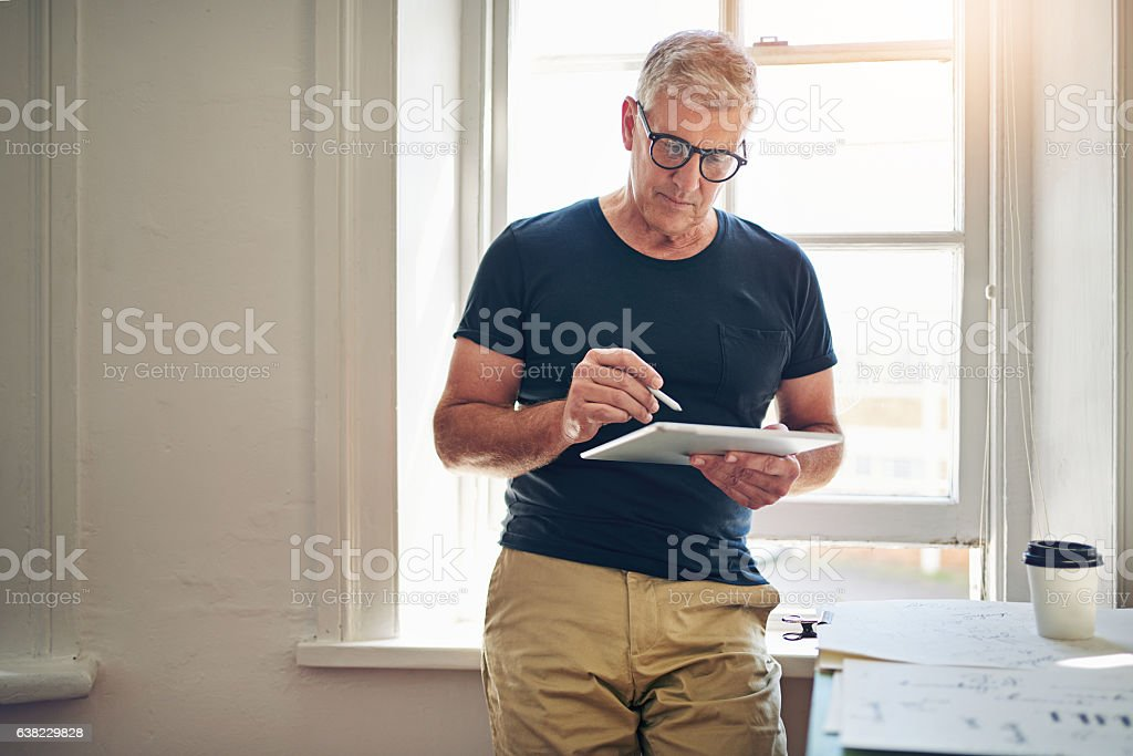 Good design is a win-win for all concerned stock photo