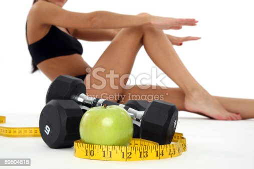 91837830istockphoto Good diet and exercise 89504818