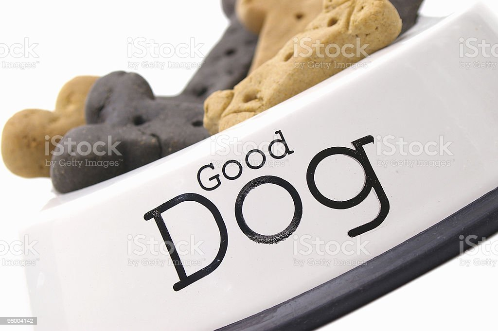 Good Dog Treats royalty free stockfoto