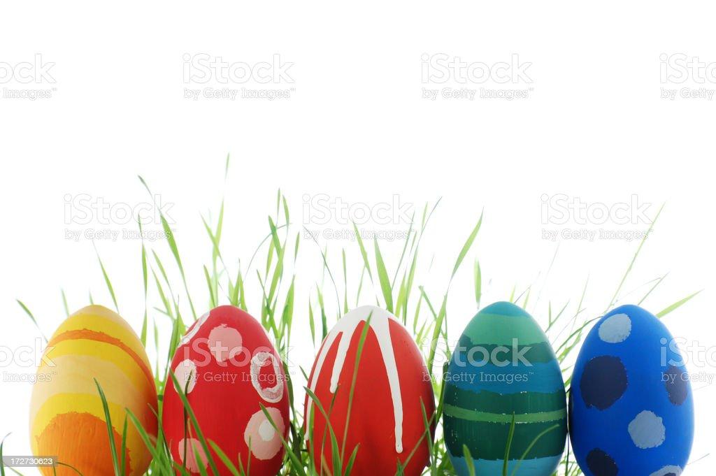 Good eggs royalty-free stock photo