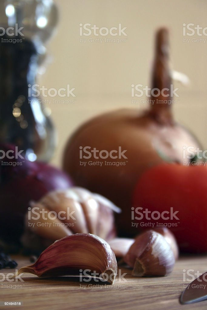 Good food royalty-free stock photo