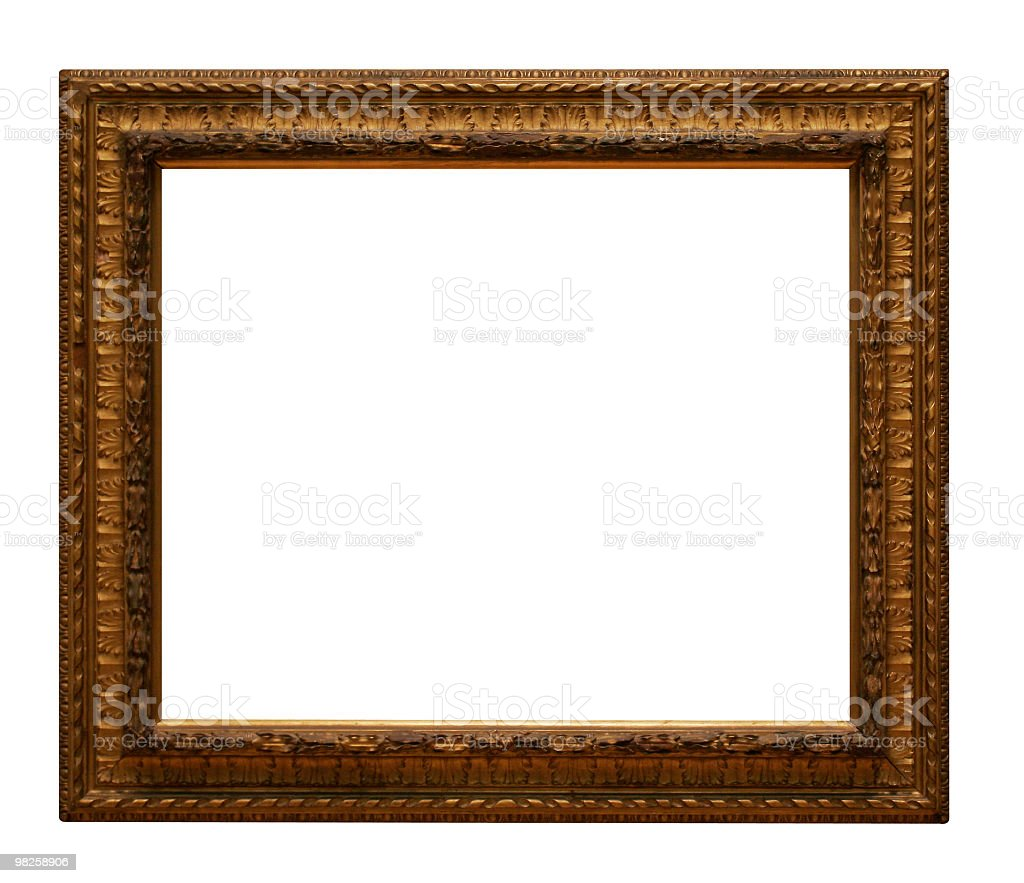 Good frame to use in your design royalty-free stock photo