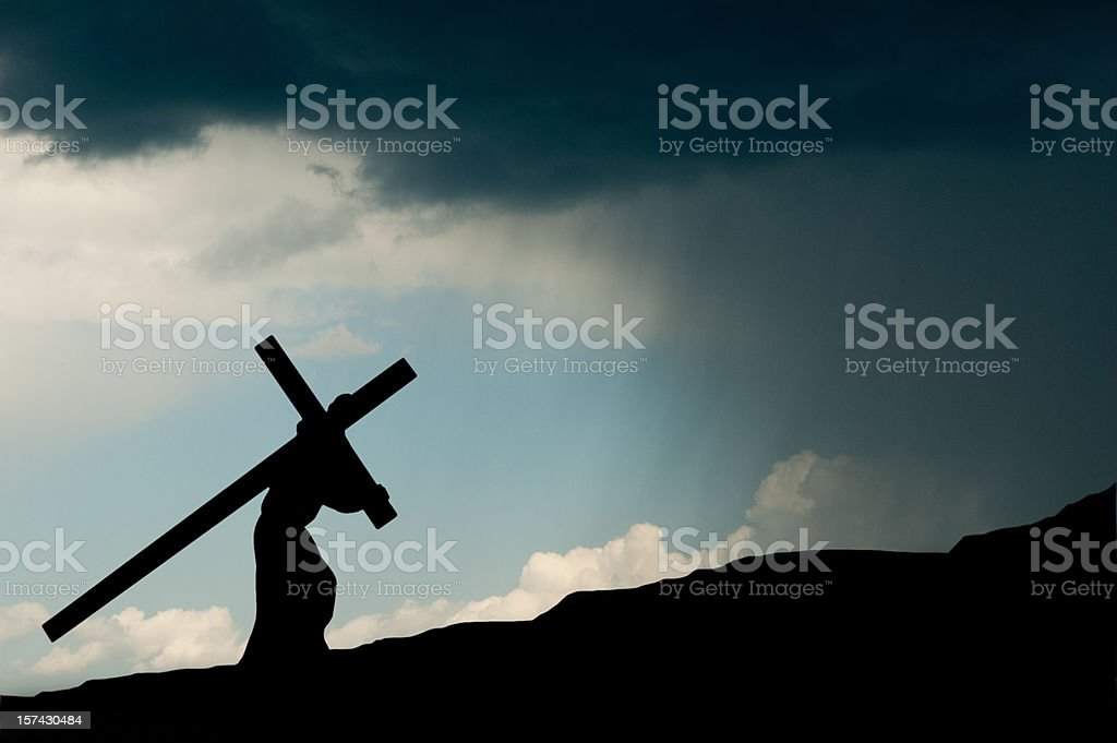 Good Friday stock photo