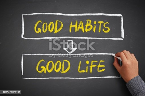 istock Good Habits Results Good Life 1022552198
