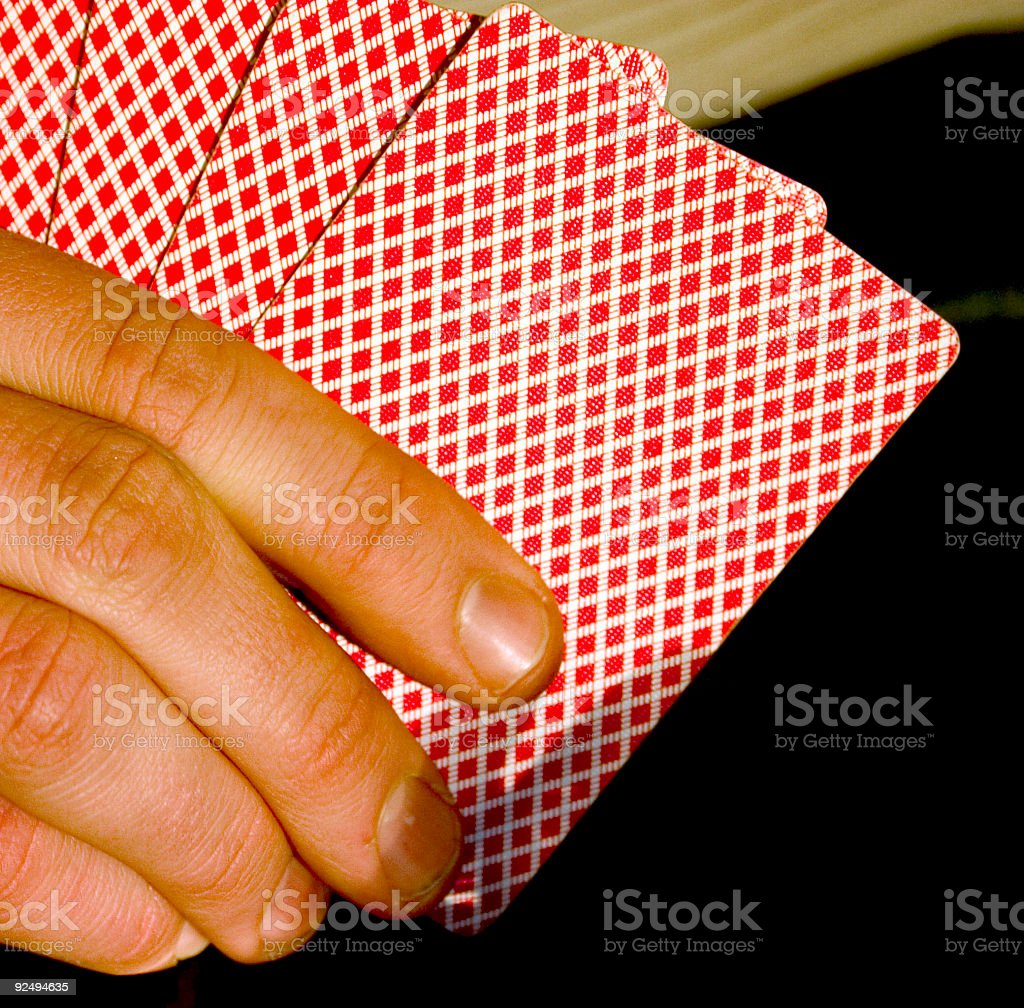 good hand royalty-free stock photo
