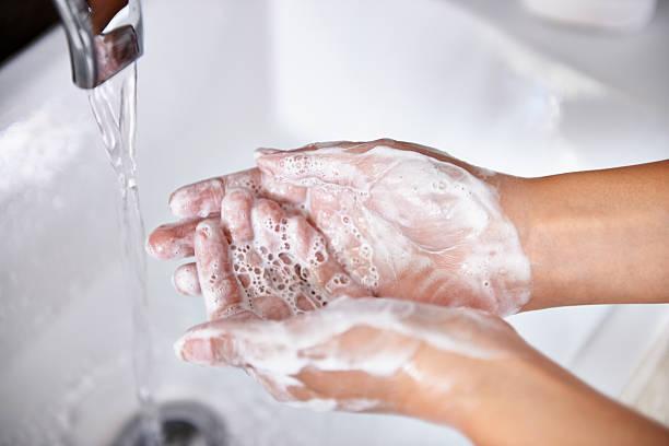 boa higiene-um bom hábito - higiene - fotografias e filmes do acervo
