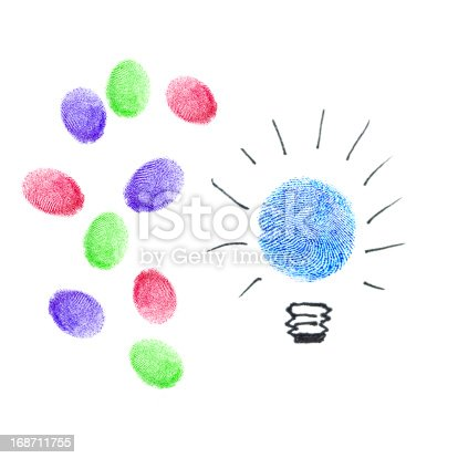several small idea become a big idea.