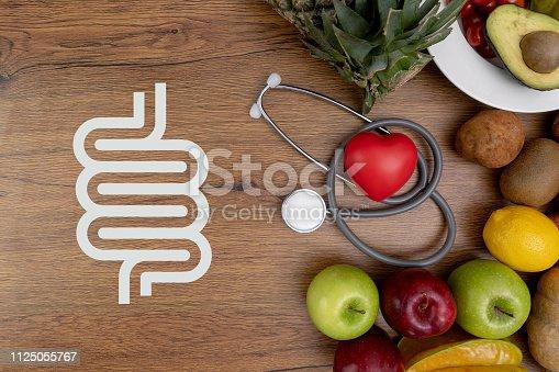 istock good intestine  health intestine Food for bowel Health 1125055767