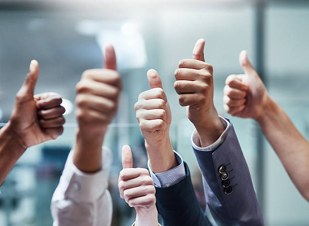 good job! - thumb stock photos and pictures