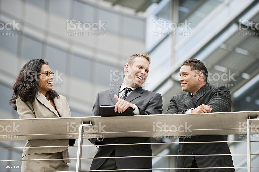 Good Joke stock photo