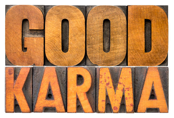 Royalty Free Good Karma Symbol Pictures Images And Stock Photos