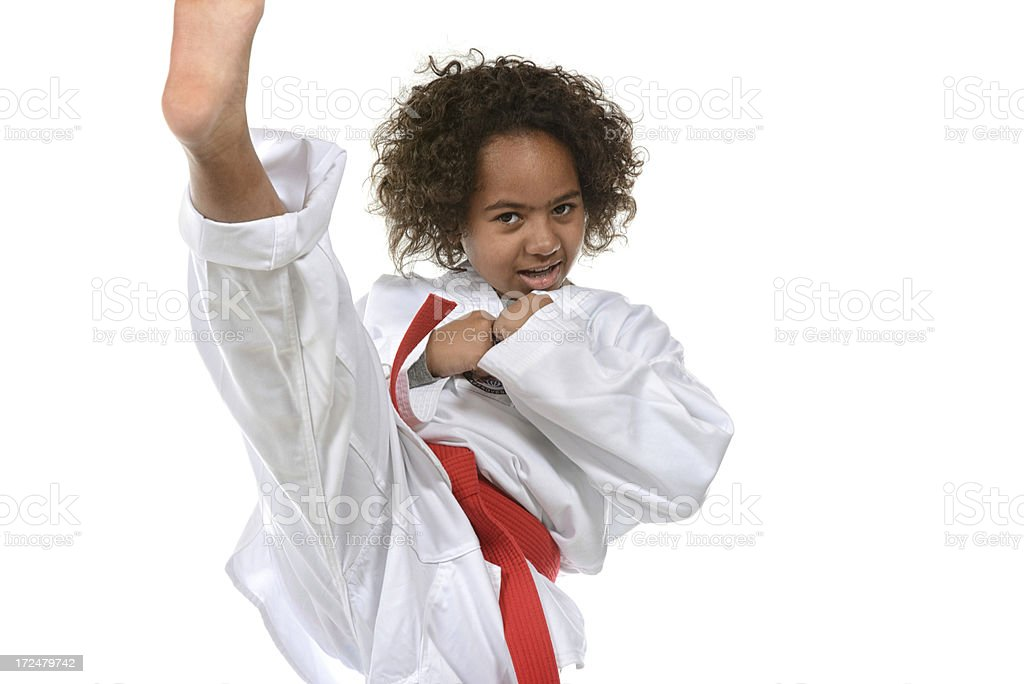 Good Kid royalty-free stock photo