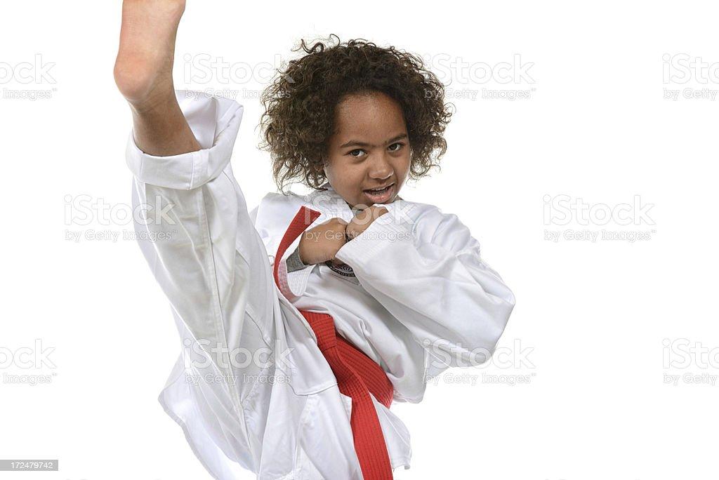 Good Kid stock photo