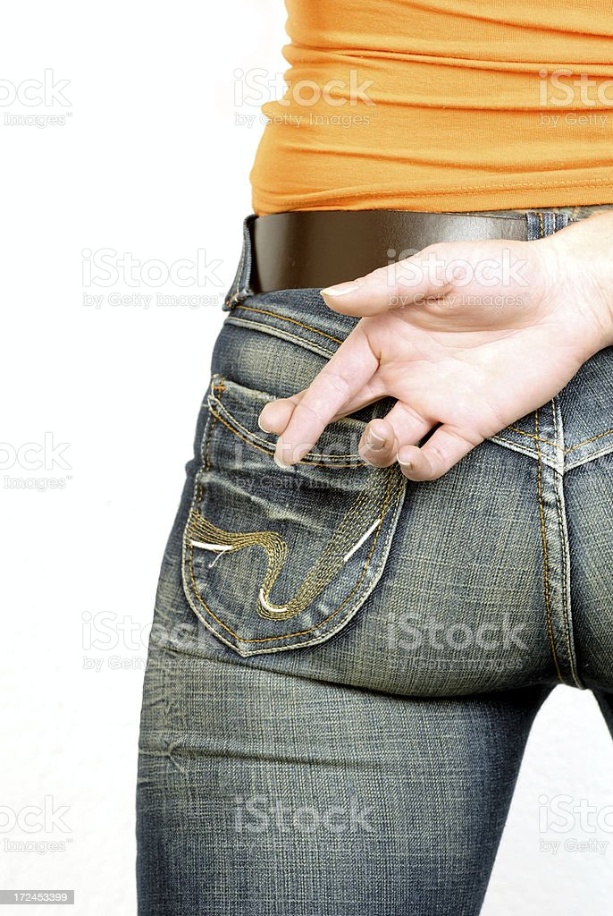 Good Luck royalty-free stock photo