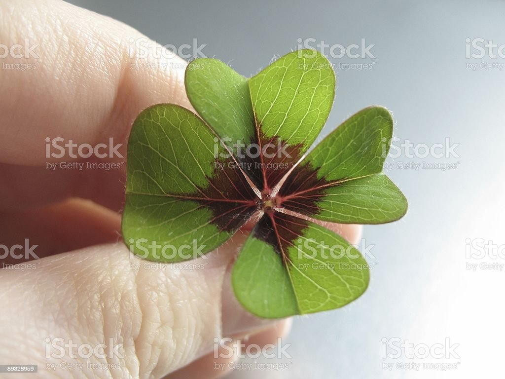Good luck! royalty-free stock photo