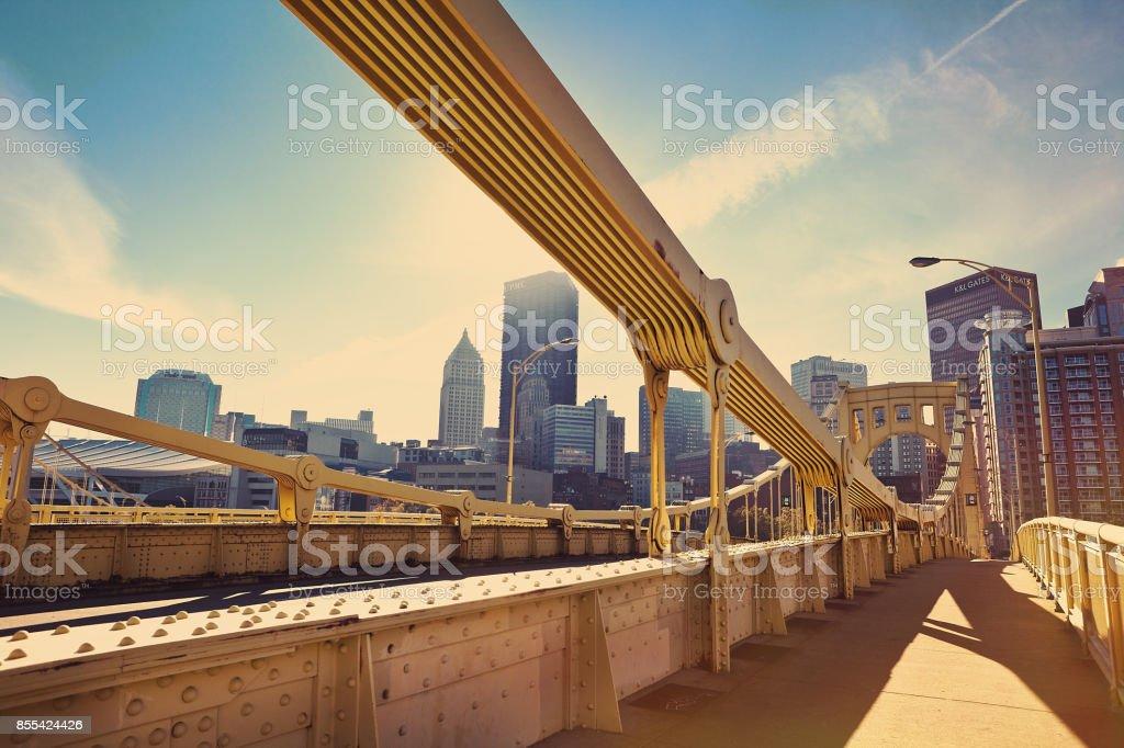Guten Morgen Pittsburgh, PA – Foto