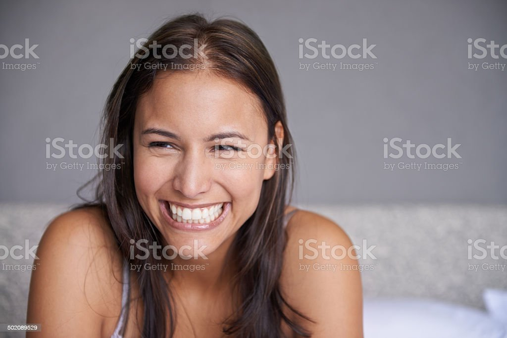 Good morning, Sunshine! stock photo