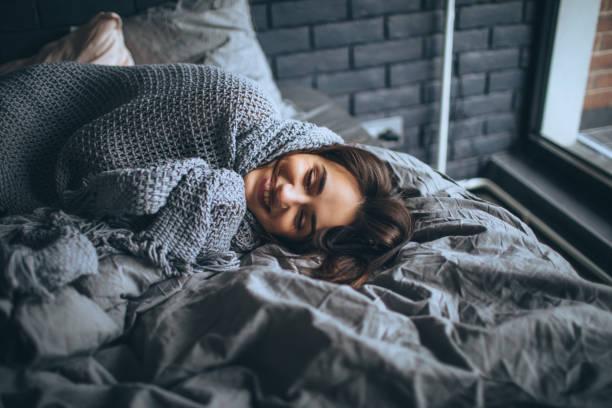 goedemorgen wereld - deken stockfoto's en -beelden