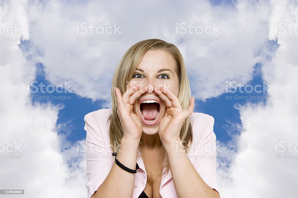 good news royalty-free stock photo